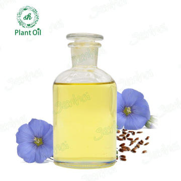 High Quality Price Linseed Oil Flax Seed Oil
